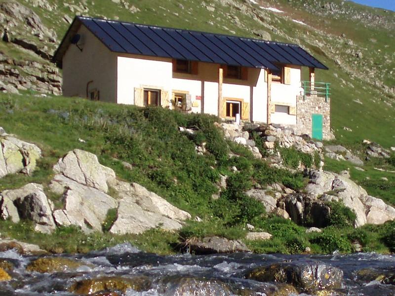 refugi coma de vaca al pirineu oriental
