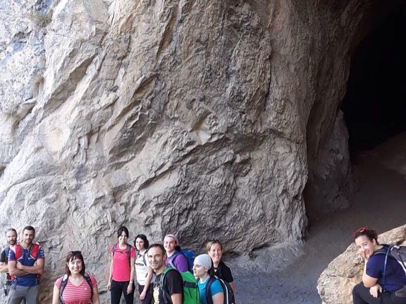 grup a cova del bisbe